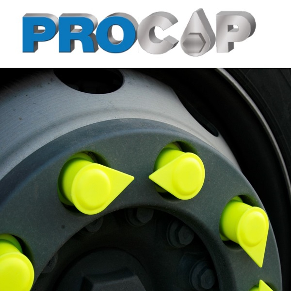 Procap Wheel Nut Marker caps