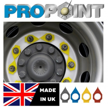 Propoint Loose Wheel Nut Safety Marker - Pack of 50.