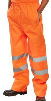 Hi Vis Traffic Trousers