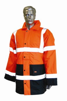 Two-Tone Traffic Jacket
