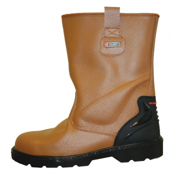 Premium Fur Lined Rigger Boots
