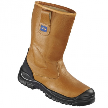 Rockfall Chicago PM104 Tan Leather Rigger Boot Sizes 3 - 15