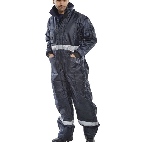 Cold Store Coverall with Hood