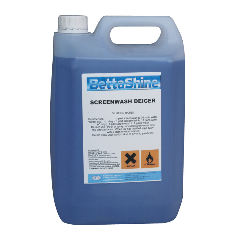 Screenwash Deicer Concenrate