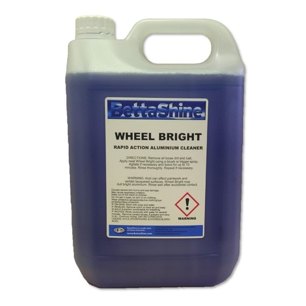 Wheel Bright Alloy wheel Cleaner