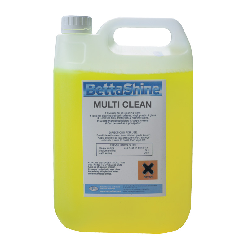 Multiclean surface cleaner