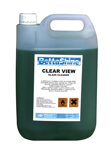 Clear View Glass Cleaner