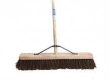 Sweeping Brooms & Bushes