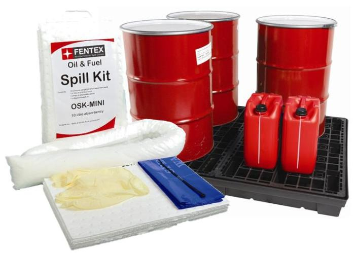 Spill Control and Containment