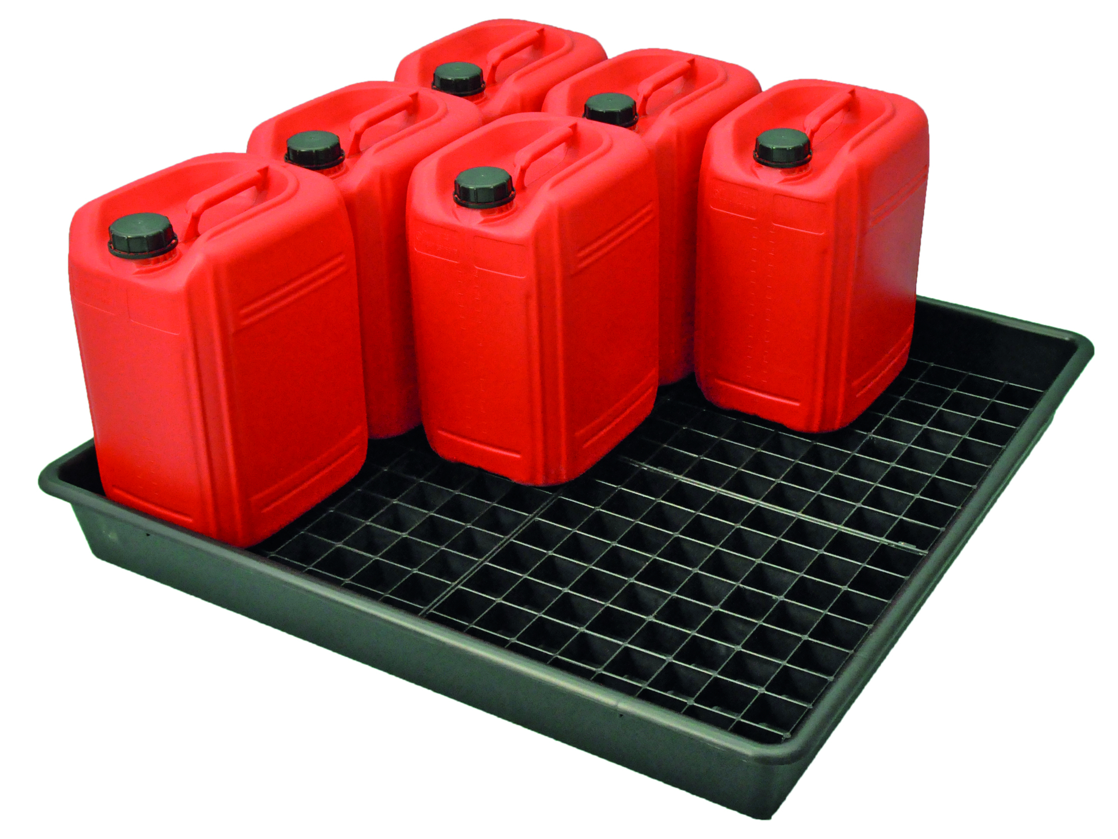 Drum Storage and Containment Trays