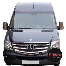 O-Trim Chrome vehicle styling accessories