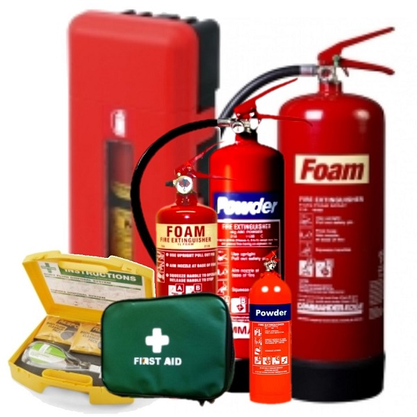 Fire and First Aid