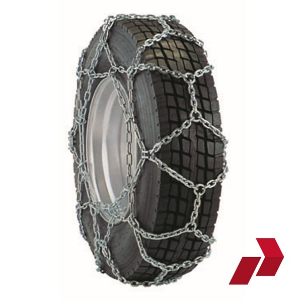 Commercial Vehicle Heavy Duty HGV, Bus & Coach Snow Chains