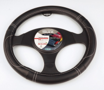 Faux Leather Steering Wheel covers (Odour Free)