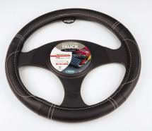 Genuine Leather Steering Wheel covers (Odour Free)