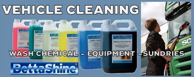 View our Wide Range of Vehicle Cleaning Products