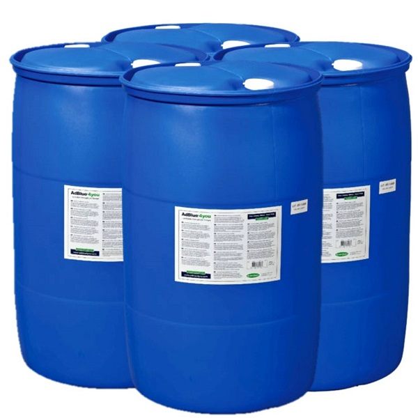 Pallet 4 x 200L Adblue Diesel Additive (800 Litre Total)