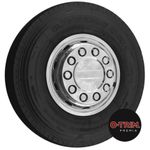 PAR-271 O-Trim Premia front wheel liner kit for steel wheels - Closed