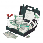 PCV Bus and Coach First Aid Kit in plastic case