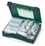 50 Person Workplace HSE First Aid Kit in hard case