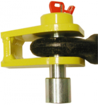 Bulldog Trailer Eye Lock for drawbars up to 33mm