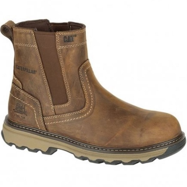 Caterpillar Pelton Dealer Safety Boot Size 10