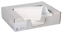 PFX-1231 Dispenser Box of 30 Oil & Fuel absorbent pads - Double weight