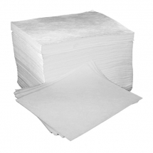 PFX-1232 Pk 100 Oil & Fuel Absorbent pads - Double weight