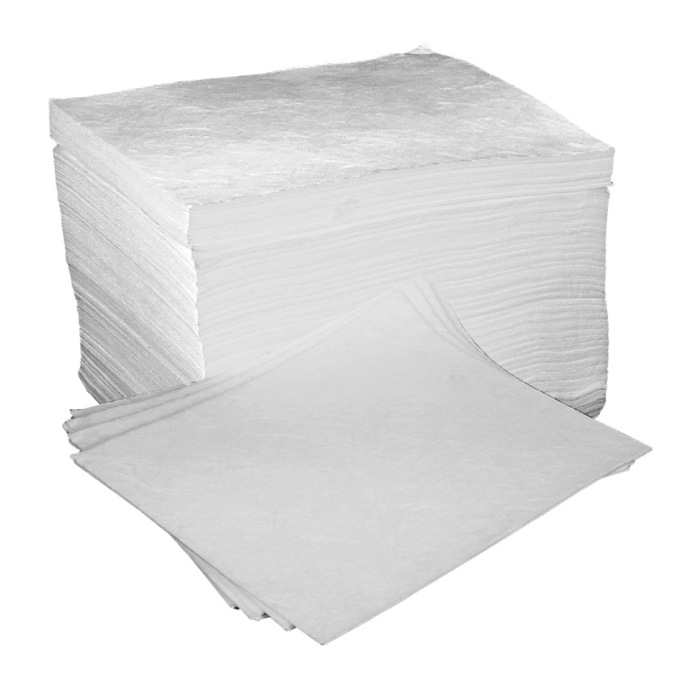 PFX-1233 Pk 200 Oil & Fuel Absorbent pads - Single weight