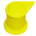 32mm Procap Wheel nut Indicator - Long reach - Yellow