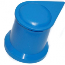 32mm Procap Wheel nut Indicator - Long reach - Blue