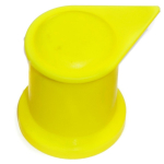 33mm Procap Wheel nut Indicator - Long reach - Yellow