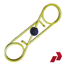 Ric Clip - 30mm Yellow - Single (275mm PCD)