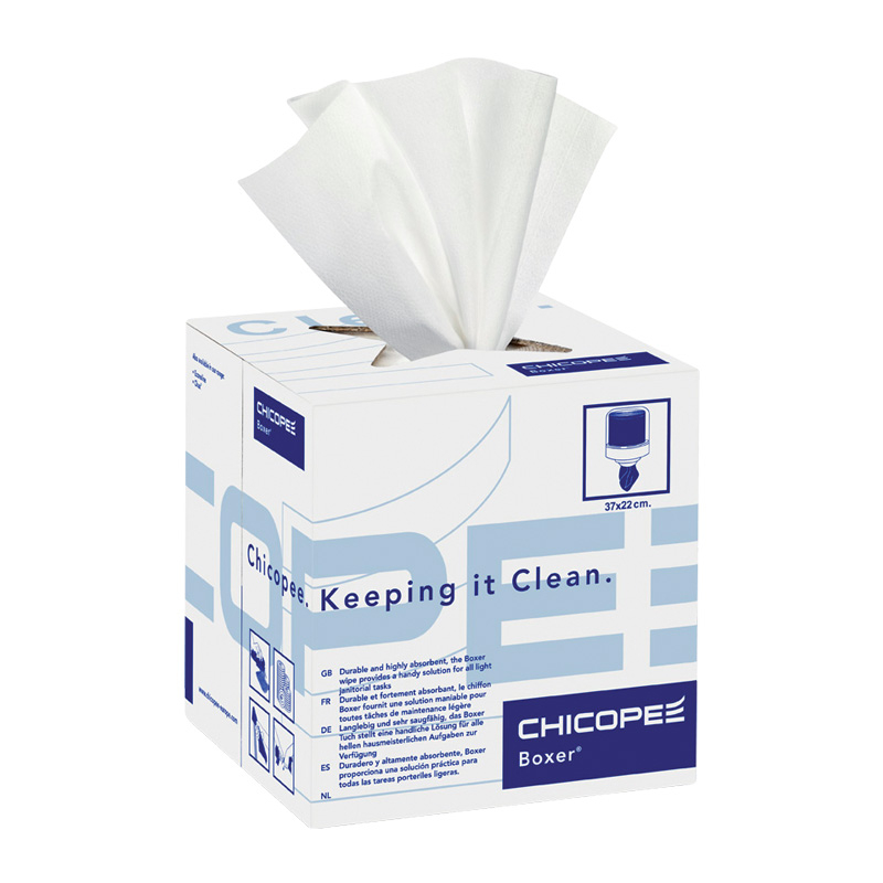 Chickopee Absorbent Wipes - Box of 150