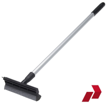 Vikan Long Reach Window squeegee/sponge & telescopic handle 710-1250mm