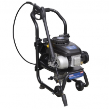 130 Bar Petrol Pressure Washer 2.4 HP