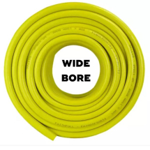 Heavy Duty Reinforced Wide Bore PVC Wash Hose 30 metre 19mm 3/4inch