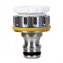 Hozelock Pro Metal Threaded Tap Connector 12.5-15mm