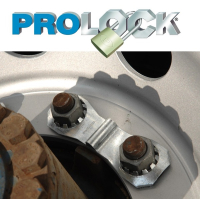 Prolock Wheel Nut Lock Clamps