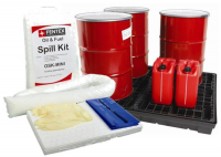 Oil & Fuel Spill Control and Containment